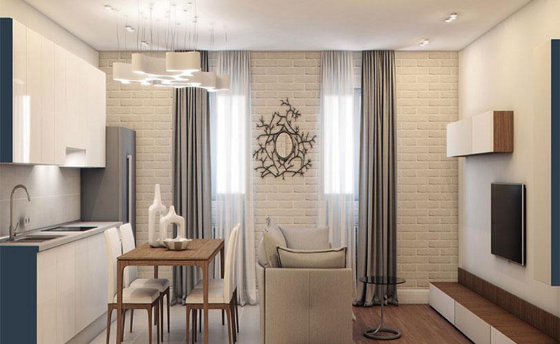 دکوراسیون در خانه های آپارتمانی