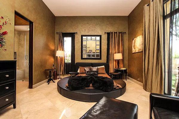 اتاق خواب لوکس و کلاسیک