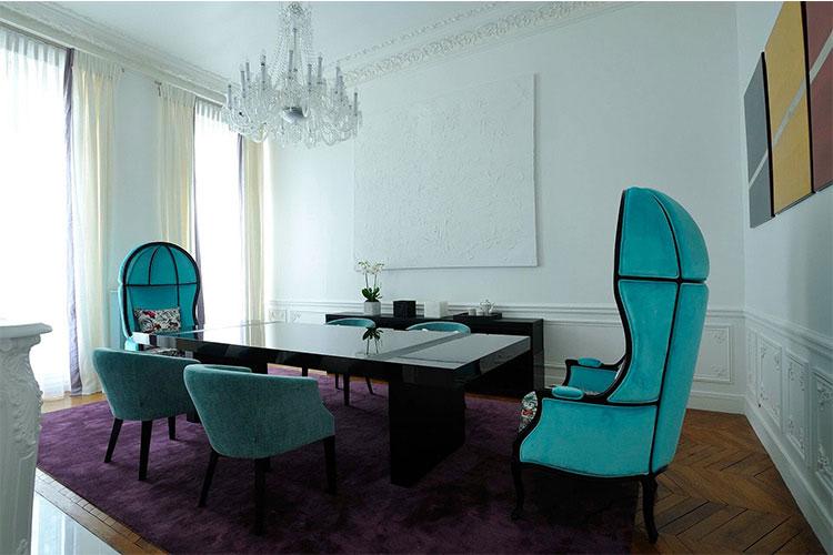 میز و صندلی نهار خوری خاص