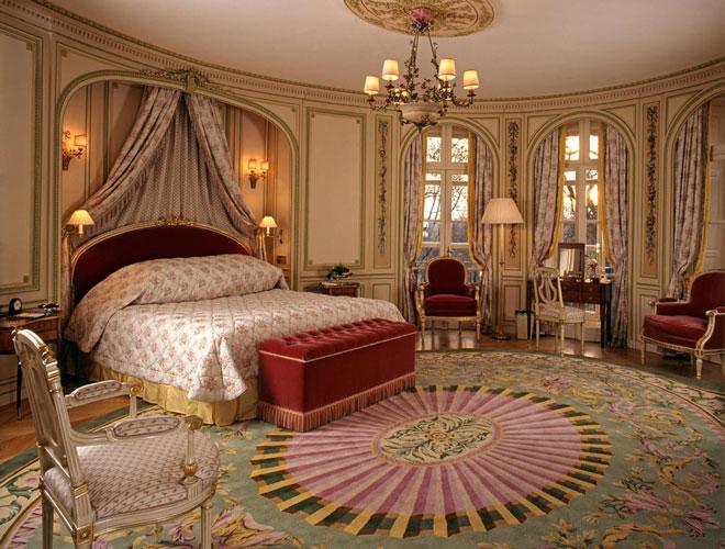 ایده پردازی دیگری برای اتاق خواب سلطنتی